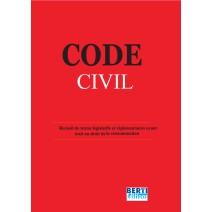 Code civil  Fra + CD mise à jour 2016