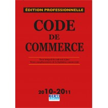 Code de commerce  Edition Professionnelle  / Fra -2010 + CD 2016