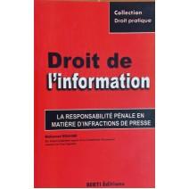 Droit de l'information
