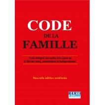 Code de la Famille  Bilingue  ara/fra- Annotations HADJAILIA
