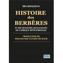Histoire des berbères - 3 Tomes