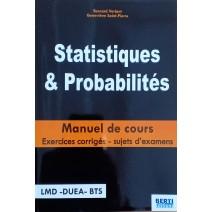 STATISTIQUES ET PROBABILITES