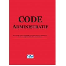 Code Administratif  Franc   + CD mise à jour 2016