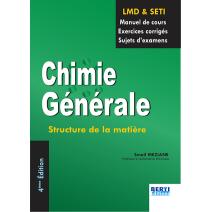 Chimie générale - Structure de la matiére