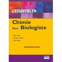 L'Essentiel en Chimie pour biologiste