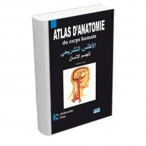 Atlas d'anatomie du corps humain
