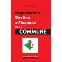 Organisation gestion & finances de la Commune